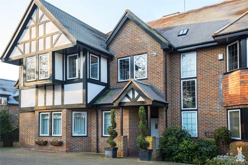 2 Bedrooms Apartment Flat for sale in Buckley Court, 375 Cockfosters Road, Barnet, EN4