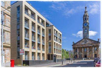 3 Bedrooms Flat for sale in St Andrews Street, Glasgow