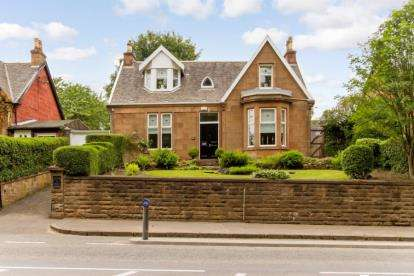 3 Bedrooms Detached House for sale in Hamilton Road, Uddingston, Glasgow, North Lanarkshire