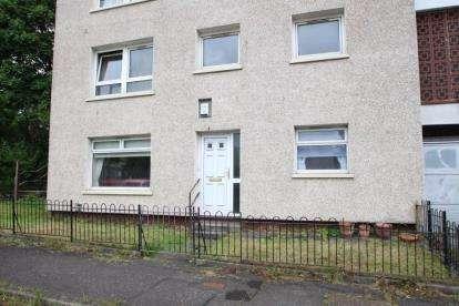 1 Bedroom Maisonette Flat for sale in Sandbank Terrace, Maryhill, Glasgow