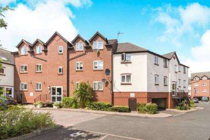 2 Bedrooms Flat for sale in Mortimers Quay, Evesham, Worcestershire