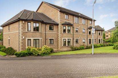 2 Bedrooms Flat for sale in Hawthorn Court, 148C Brownside Road