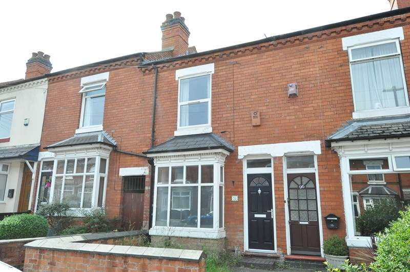 2 Bedrooms Terraced House for sale in Newlands Road, Stirchley, Birmingham