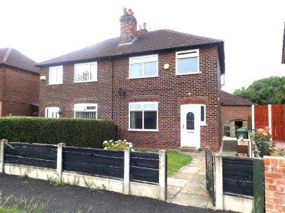 3 Bedrooms Semi Detached House for sale in Windermere Road, Heaviley, Stockport, Cheshire