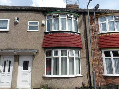 2 Bedrooms Terraced House for sale in Hovingham Street, Middlesbrough
