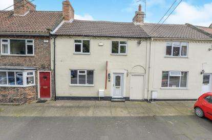3 Bedrooms Terraced House for sale in Northallerton Road, Brompton, Northallerton