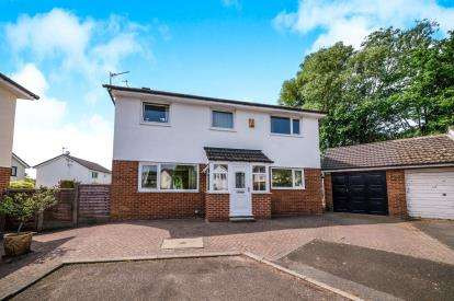 4 Bedrooms Detached House for sale in Hopefold Drive, Worsley, Manchester, Greater Manchester