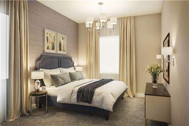 1 Bedroom Flat for sale in 3 Ocean House, Hazelwick Avenue, Crawley, RH10 1NP