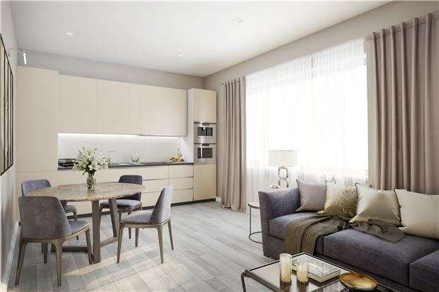 2 Bedrooms Flat for sale in 2 Ocean House, Hazelwick Avenue, Crawley, RH10 1NP