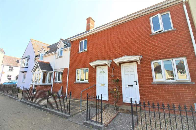 2 Bedrooms Terraced House for sale in Wyke Square, Wyke Regis, Weymouth, DT4 9XP