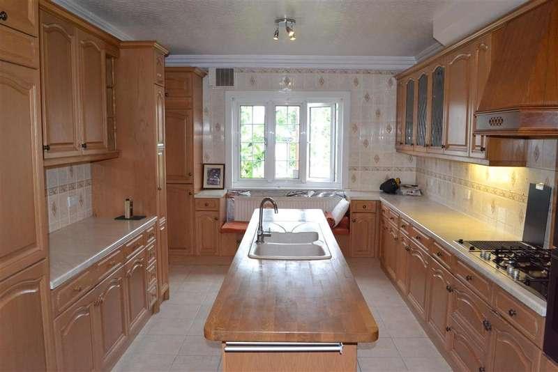 5 Bedrooms Semi Detached House for sale in Blenheim Park Road, South Croydon, Surrey