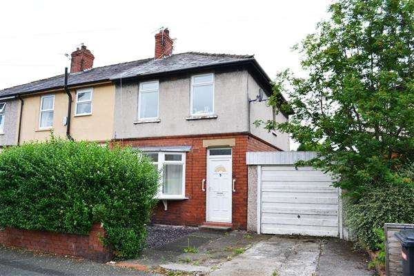2 Bedrooms Semi Detached House for sale in Lilford Street, Leigh