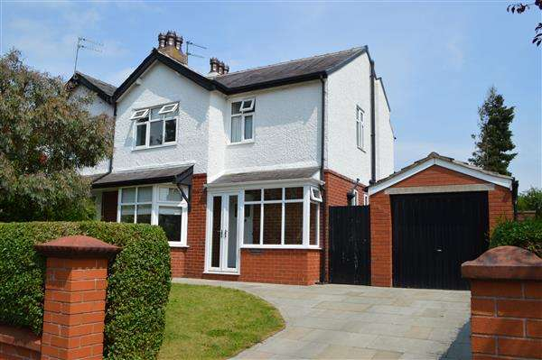3 Bedrooms Semi Detached House for sale in Rotherwick Avenue, Chorley