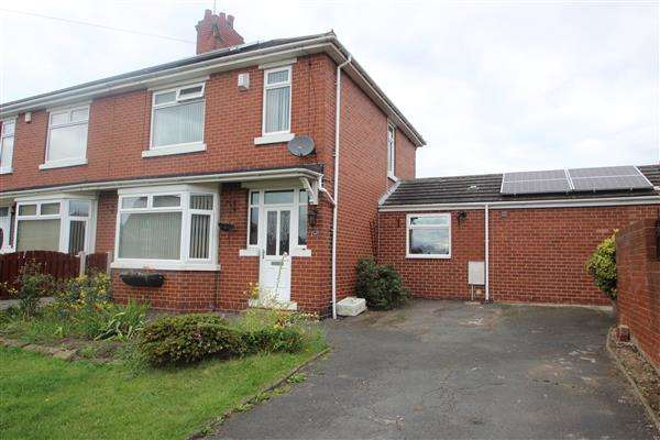 3 Bedrooms Semi Detached House for sale in Westfield Road, Hemsworth