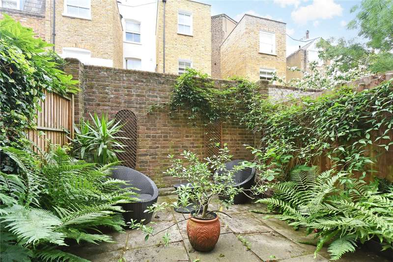 3 Bedrooms House for sale in Shaftesbury Mews, London, W8
