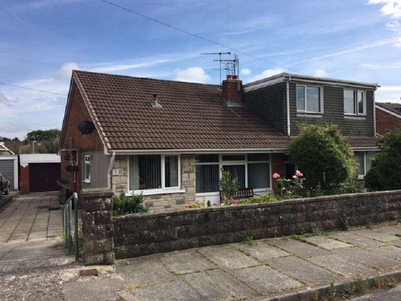 3 Bedrooms Semi Detached House for sale in Bryn Rhedyn , Pencoed, Bridgend. CF35 6TL