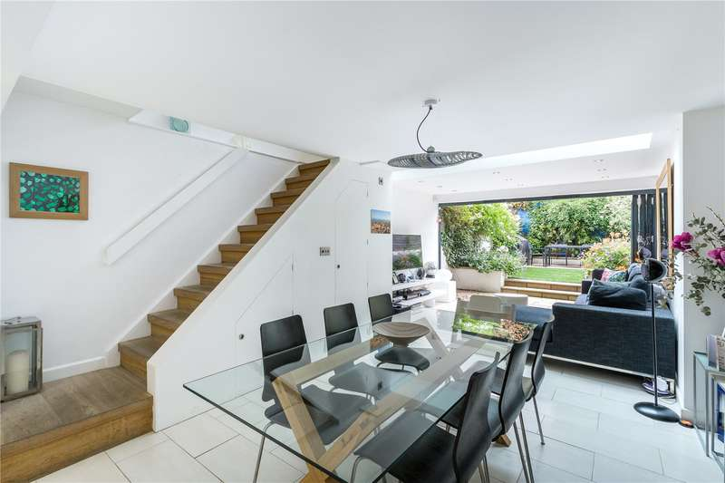 3 Bedrooms House for sale in Frome Street, London, N1