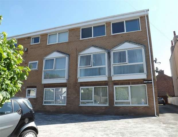 2 Bedrooms Flat for sale in Mount Road, Wallasey, Merseyside