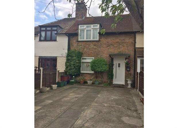 2 Bedrooms Terraced House for sale in Heath Way, Erith, Kent