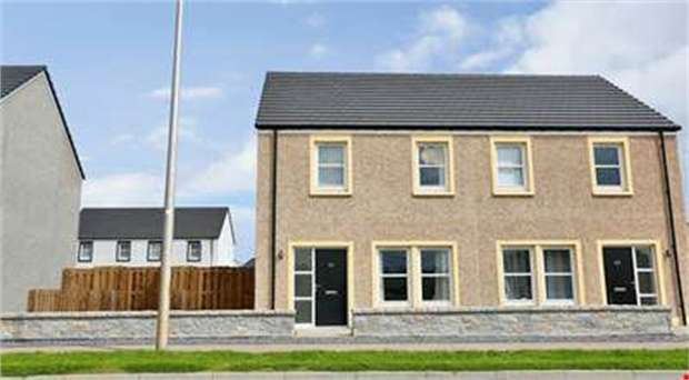 3 Bedrooms Semi Detached House for sale in Waterside Road, Peterhead, Aberdeenshire