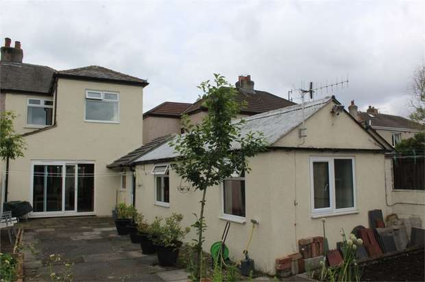4 Bedrooms Semi Detached House for sale in Rossall Road, Lancaster, Lancashire
