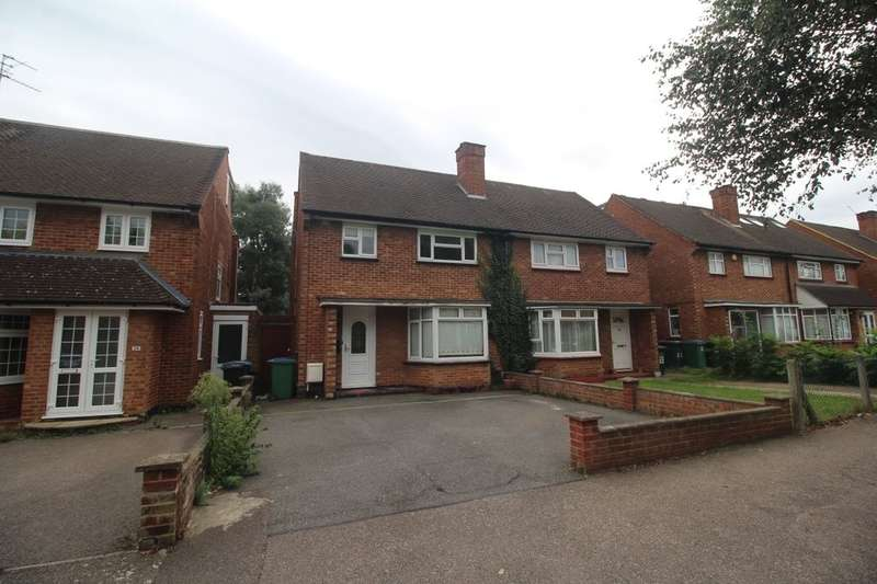 3 Bedrooms Semi Detached House for sale in Poplars Close, Watford, WD25