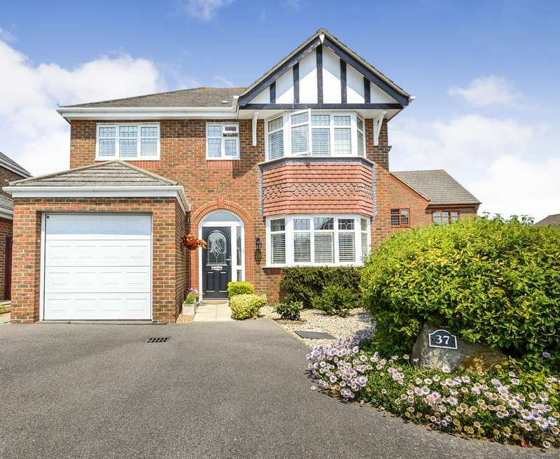 4 Bedrooms House for sale in Hornbeam Avenue, Bexhill On Sea, TN39
