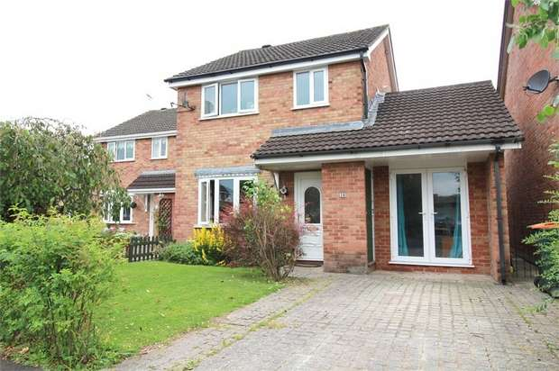 3 Bedrooms Detached House for sale in Blackthorn Grove, Caerleon, NEWPORT