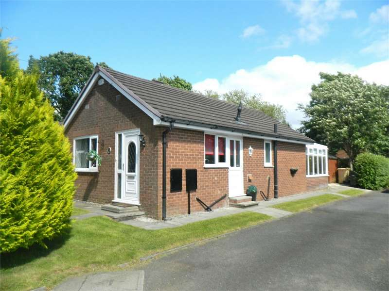 2 Bedrooms Detached Bungalow for sale in Westcott Close, Harwood, Bolton, Lancashire