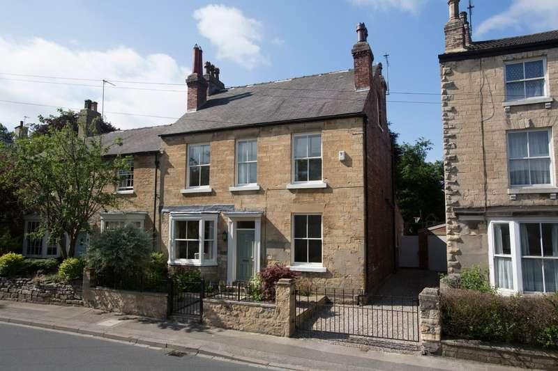 5 Bedrooms Semi Detached House for sale in High Street, Boston Spa, LS23