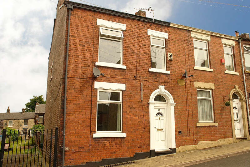 3 Bedrooms End Of Terrace House for sale in West Street, Lees