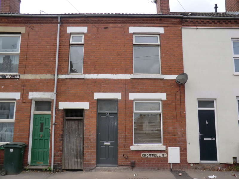 3 Bedrooms Terraced House for rent in Cromwell Street, Foleshill, Coventry