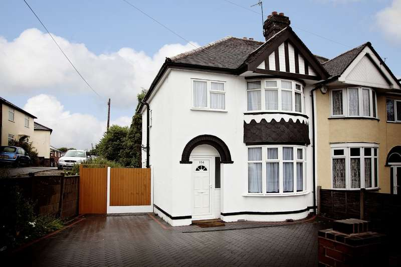 3 Bedrooms Semi Detached House for sale in Mill Street, Brierley Hill