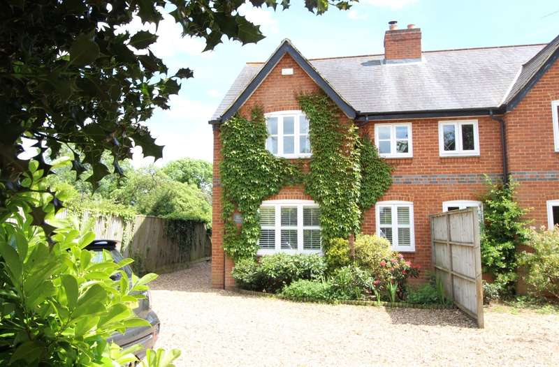 4 Bedrooms Semi Detached House for sale in Wood Lane, Sonning Common, RG4