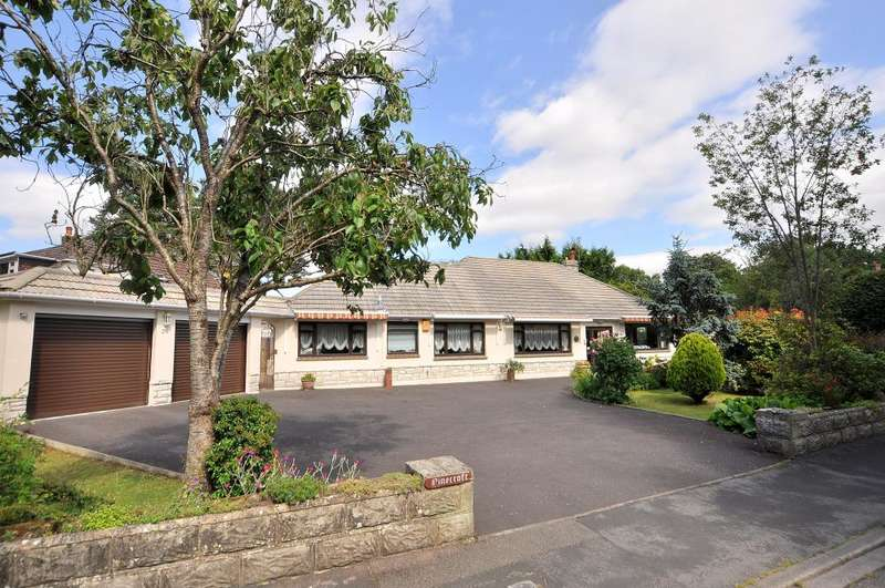 4 Bedrooms Detached Bungalow for sale in West Moors