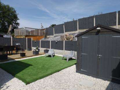3 Bedrooms Semi Detached House for sale in Gower Road, Mochdre, Colwyn Bay, Conwy, LL28