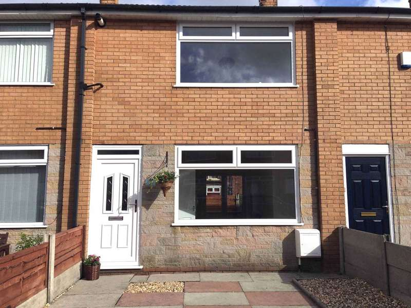 2 Bedrooms Terraced House for sale in Gainsborough Avenue, Morris Green