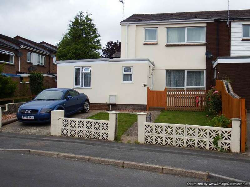 4 Bedrooms End Of Terrace House for sale in Landkey, Barnstaple