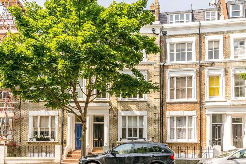 2 Bedrooms Maisonette Flat for sale in Kempsford Gardens, Earls Court, SW5