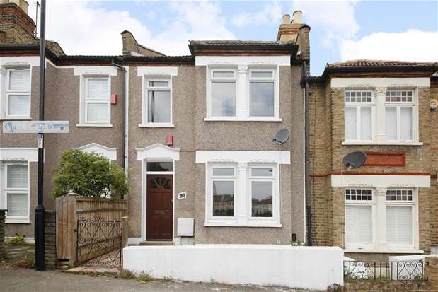 3 Bedrooms Terraced House for sale in Vestris Road, Forest Hill