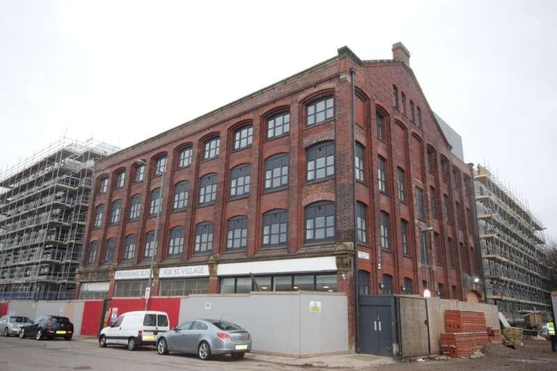 Studio Flat for sale in Fox Street, Liverpool, Merseyside, L3