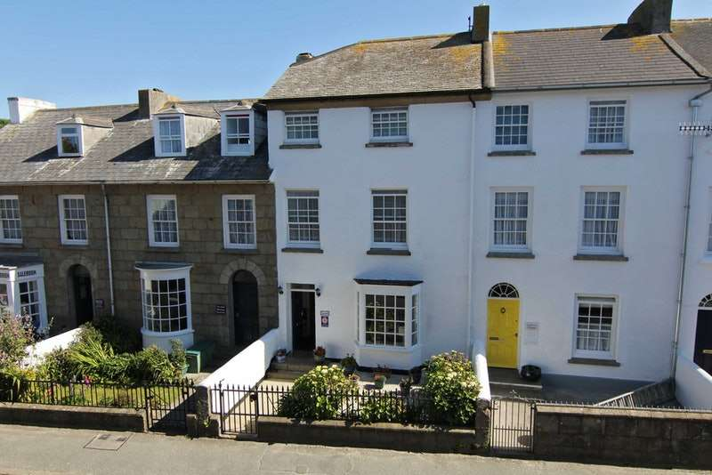 6 Bedrooms Terraced House for sale in CHURCH STREET, ISLES OF SCILLY, Cornwall, TR21