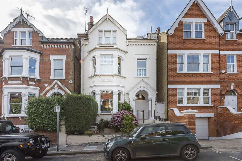 5 Bedrooms House for sale in Ellerker Gardens, Richmond Hill, TW10