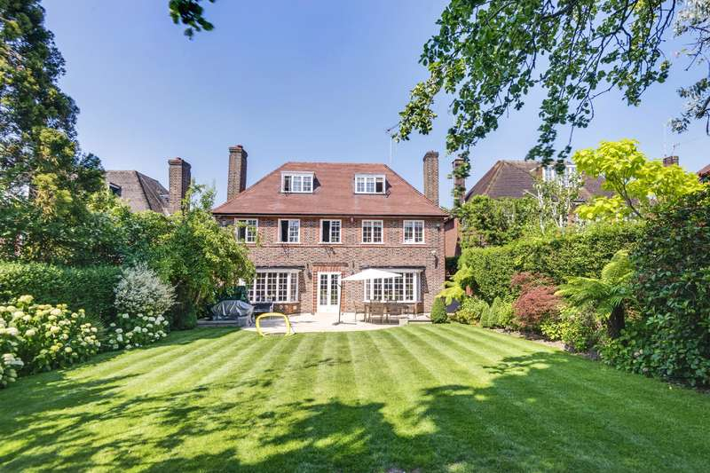6 Bedrooms Detached House for sale in Deacons Rise, Hampstead Garden Suburb