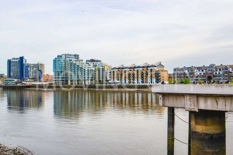 2 Bedrooms Apartment Flat for sale in Fulham Riverside, Fulham, SW6