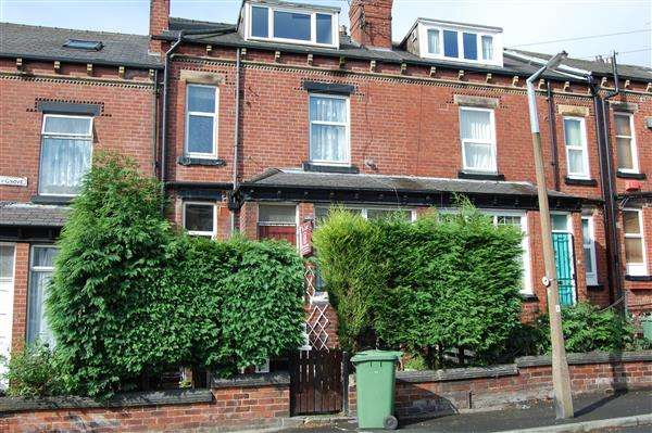 2 Bedrooms Terraced House for sale in Berkeley Grove, Harehills, Leeds
