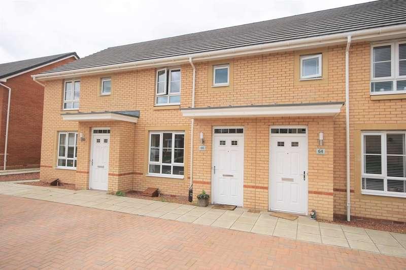 2 Bedrooms Terraced House for sale in Heatherbell Road, Coatbridge