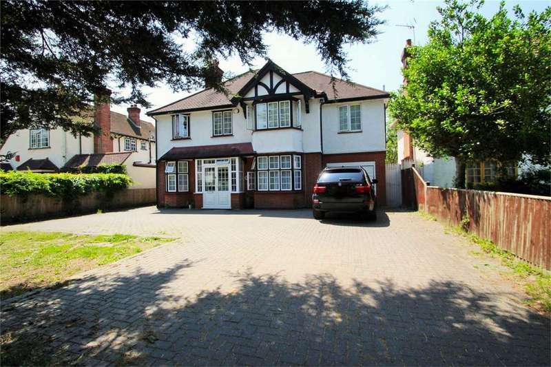 6 Bedrooms Detached House for sale in Church Road, Cowley