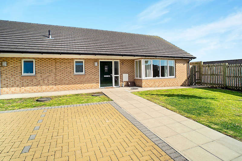 2 Bedrooms Semi Detached Bungalow for sale in Rose Beck, Seaton, WORKINGTON, CA14
