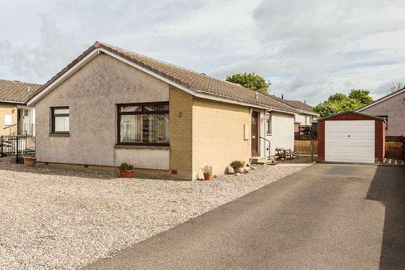 4 Bedrooms Bungalow for sale in Trinity Fields Crescent, Brechin, Angus, DD9 6YF